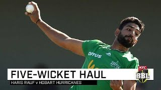 Haris Rauf Takes Golden Cap With Five-wicket Haul