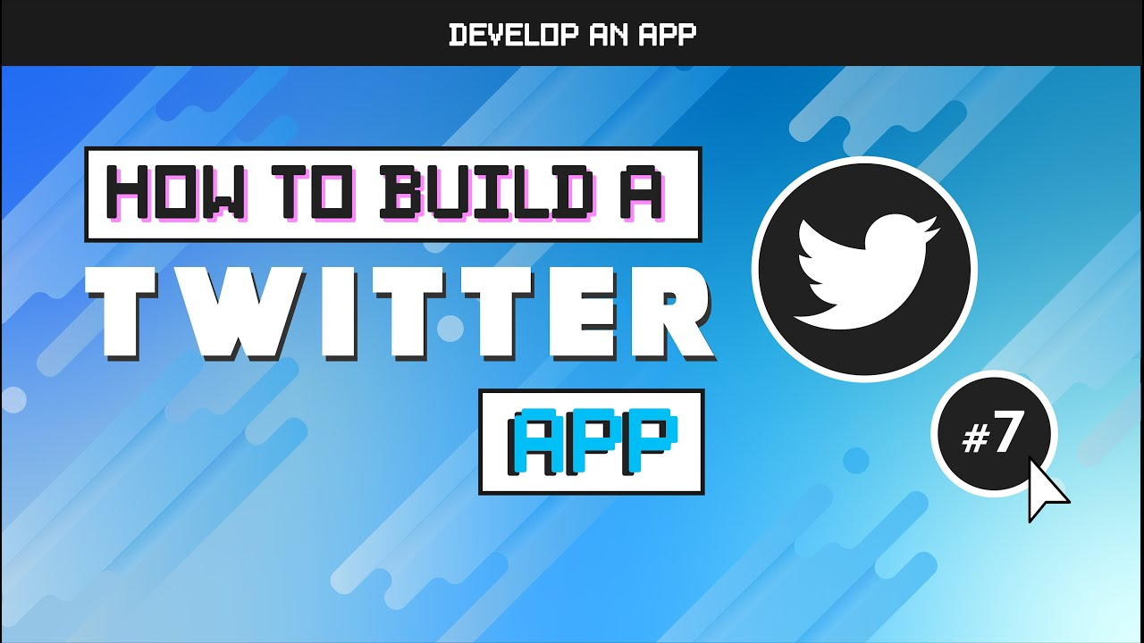 How to build a TWITTER Clone app  w/Flutter - #7 - Display User's Profile Information