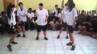 Tak ada Logika-Dance cover Mardi Yuana Serang JHS