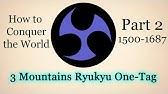 EU4 Guide: Shogun as Ryukyu (Three Mountains Vassal Swarm) - YouTube