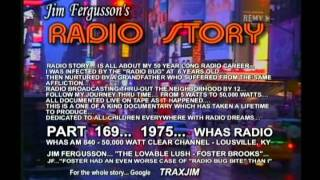 JIM FERGUSSON - FOSTER BROOKS - LOVABLE LUSH!!! - RADIO STORY - JIM FERGUSSON - TRAX STUDIO - RS 169