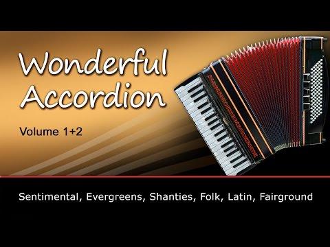 Wonderful Accordion 1+2 - Authentische Registrationen für Yamaha Keyboards