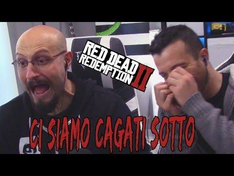 RED DEAD REDEMPTION 2... CI SIAMO CAGATI SOTTO!