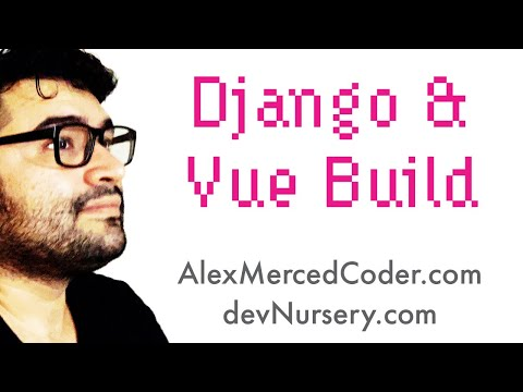 AM Coder - Django and Vue #6 - Passing Params/Queries to Routes