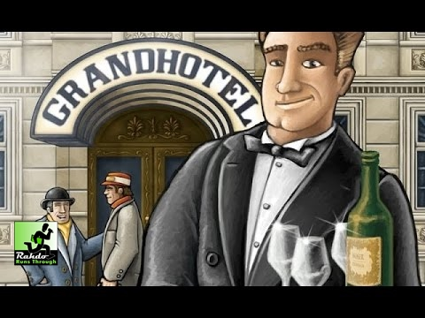 Grand Austria Hotel Gameplay Runthrough