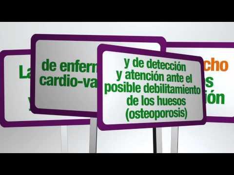 Spot informativo sobre servicios de Salud Sexual y Reproductiva.