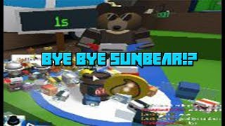 Roblox - Bee swarm simulator What happens when the time runs out?