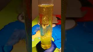 The third experiment in the cylinder science kit