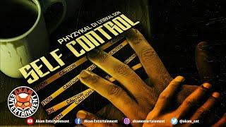 Phzykal Di Lyrikal Don - Self Control [Audio Visualizer]