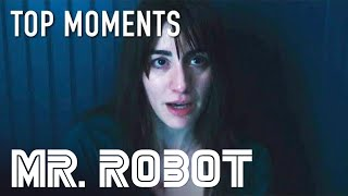 Mr Robot  Elliot Exploits Olivia39s Weakness  Season 4 Episode 6  on USA Network