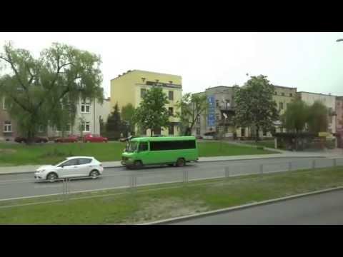 Warsaw-(Kielce)-Krakow / Warszawa-(Kielce)-Kraków on Polski Bus 2014-05-11