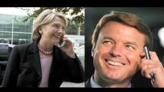 3 Way!!!   John, Hillary and Barack.