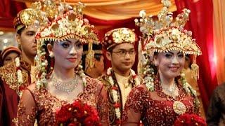 Tari Pagar Pengantin Palembang