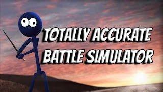 Yalnız Savaşçının Hikayesi - Savaş Simülatörü - Totally Accurate Battle Simulator