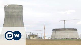 روسيا البيضاء والخلافات القائمة بشأن مفاعلها النووي | صنع في ألمانيا