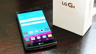 TEST High-Tech : Smartphone LG G4 (Français)