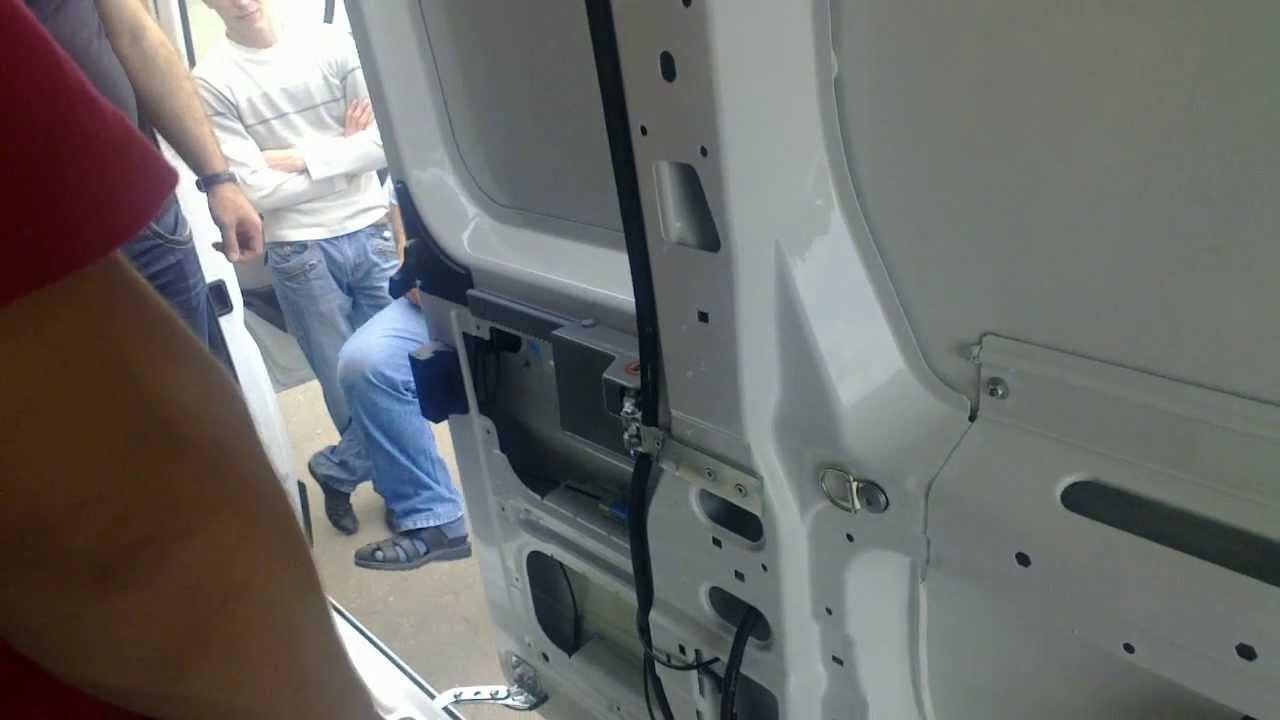 ergişi otomotiv | otomatik kapı sistemleri - youtube