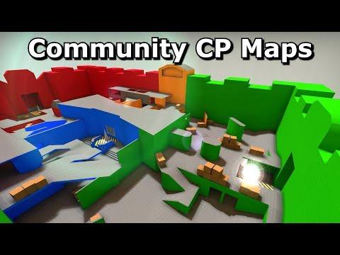 Next-Gen Control Point Maps
