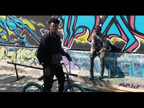 UGLY GOD IS THE BMX RIDER OF THE YEAR