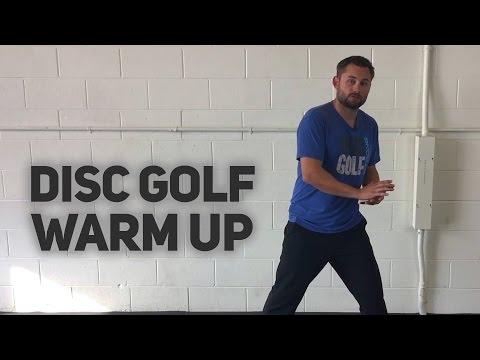 Disc Golf Warm Up