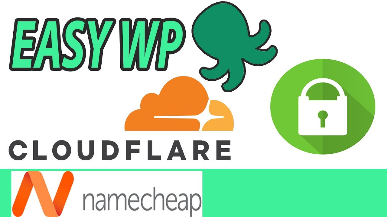 How To Use Cloudflare With Easywp Namecheap Managed Wordpress Hosting Youtube