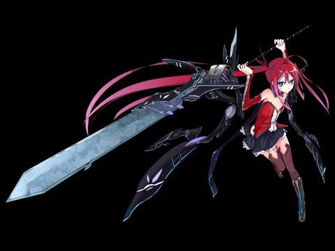 Топ 10 невероятного оружия из аниме! [Nanomix]