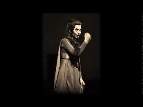 Di Tale Amor - Maria Callas, Mexico 1950 (Il Trovatore)