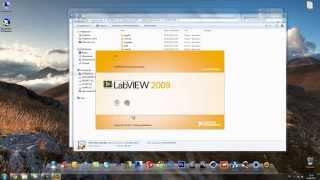 LabView и Solidworks установка программ