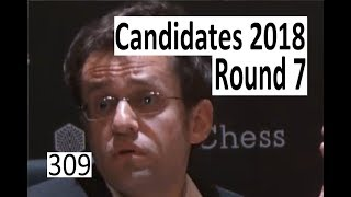 Candidates 2018: Round 7  'The storm is coming!'