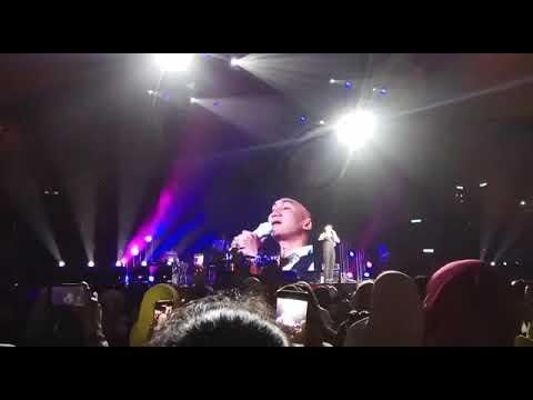 Anji Live in Hk~Indonesia Tanah Airku,Konser Satu U/semua ,Tellin Hk As2in1,1103,2018.