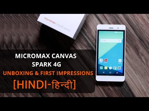 Micromax Canvas Spark Video clips - PhoneArena
