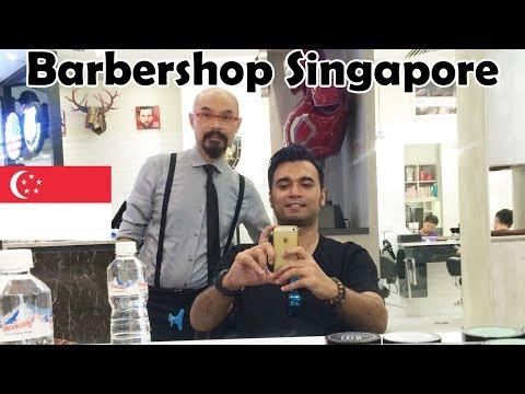 LA Barbershop Singapore, Hair Cut Salon, Hair cutting in Singapore, Парикмахерская в Сингапуре