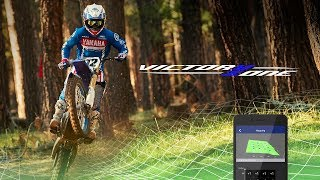POWER TUNED TO PERFECTION. THE YAMAHA YZ450FX