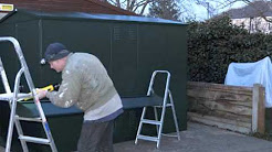 Tested - how to build Asgard Secure Motorcycle Shed