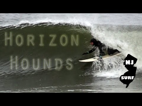 [HORIZON HOUNDS] NJ SURFING January 16th & 17th 2018