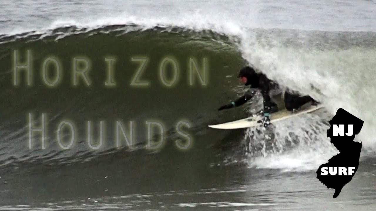 HORIZON HOUNDS - NJ SURFING January 16th & 17th 2018
