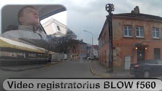 видео Видеорегистратор lark free cam 1.0