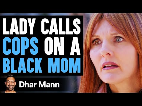 Lady Calls Cop On A Black Mom With A White Kid, Instantly Regrets It | Dhar Mann