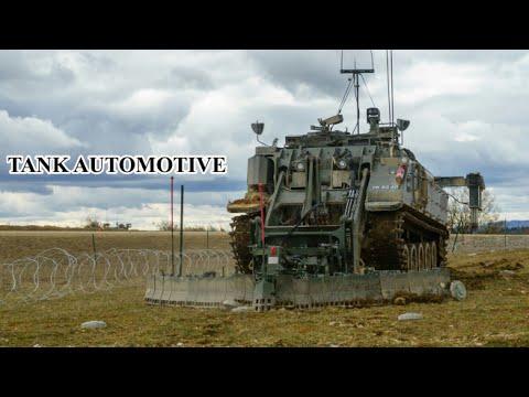 Robotic and Autonomous Systems employed at Robotic Complex Breach Concept