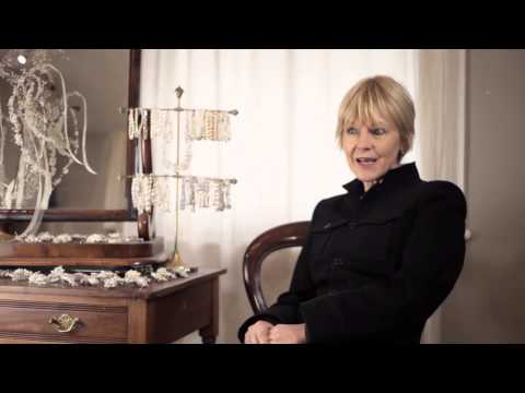 The Interview Series: Gillian Million The UK's leading bespoke wedding accessories designer