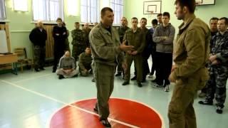 Азбука Ситуационной Самообороны Кадочникова - Как не дать себя ударить 2 часть
