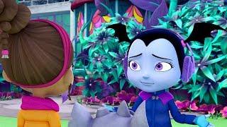 Vampirina en Español 💜 No hay mejor sitio que en casa #3 | Disney Junior Vampirina Capitulos