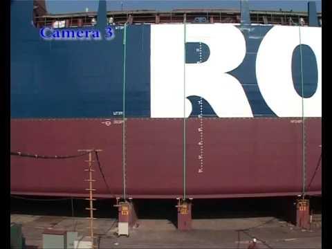 Launching of Rolldock Sea at L&T Hazira