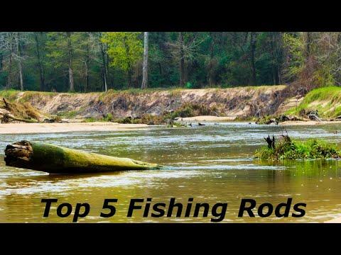 My Top 5 Favorite Rods
