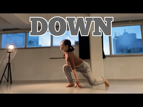 [Contemporary-Lyrical Jazz] Down - Jason Walker  Choreography. SOO