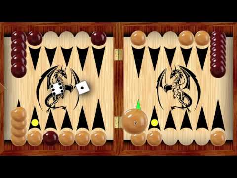 Backgammon Narde iOS version
