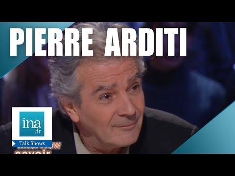 Interview savoir vivre de Pierre Arditi (Première partie) - Archive INA
