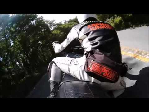 Kawasaki Z1R 峠