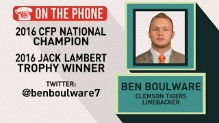 Gottlieb: Ben Boulware talks Clemson win