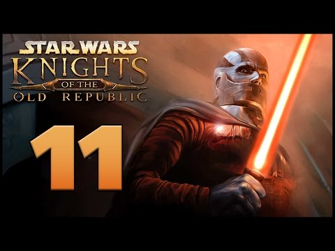 KOTOR - E11 'The Swoop Races'  (Let's Play)